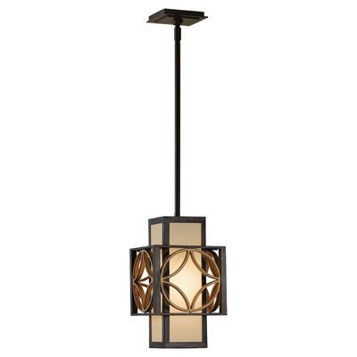 Remy 1 Light Mini Pendant by Feiss