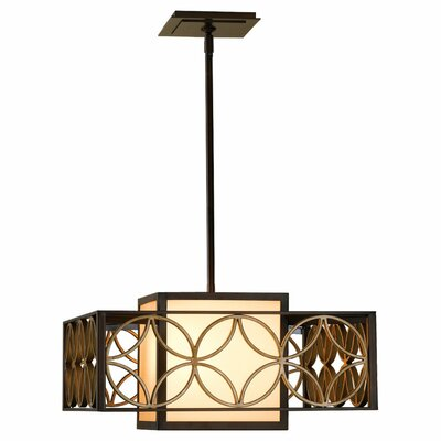 Feiss Remy 2 Light Chandelier