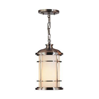 Feiss Lighthouse 1 Light Outdoor Hanging Lantern