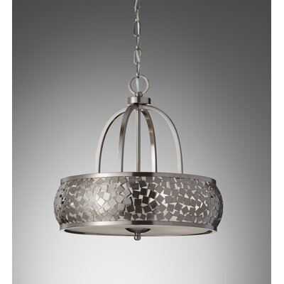 Zara 4 Light Chandelier Product Photo