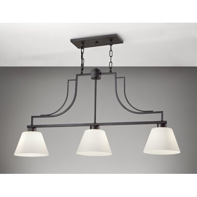 Feiss Weston 3 - Light Chandelier