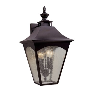 Feiss Homestead 4 Light Wall Lantern