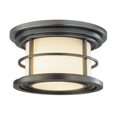Lighthouse 2 Light Flush Mount Product Photo