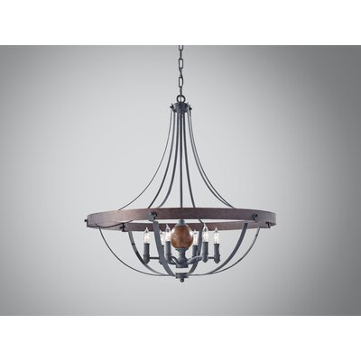 Alston 6 Light Chandelier Product Photo