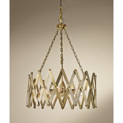Feiss Hugo 4 Light Pendant