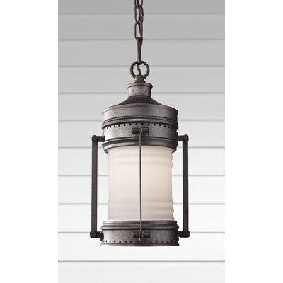 Feiss Dockyard 1 Light Outdoor Hanging Lantern