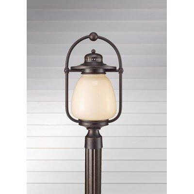 Feiss McCoy 1 Light Outdoor Post Lantern