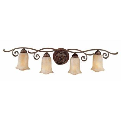 Feiss Tuscan Villa 4 Light Vanity Light