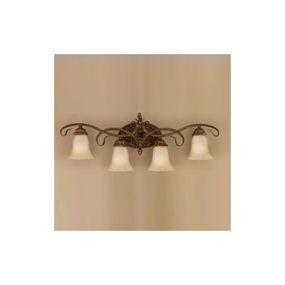 bathroom lighting fixtures feiss sonoma valley 4 light vanity light amp reviews wayfair 10904