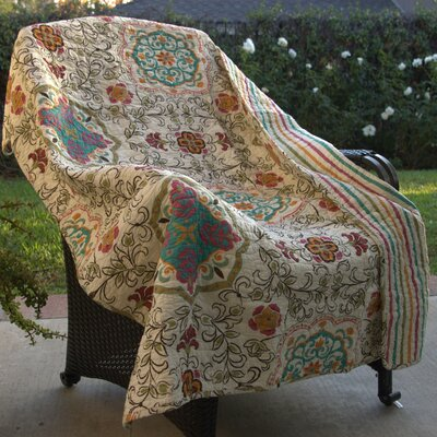 Esprit Spice Cotton Throw by Greenland Home Fashions