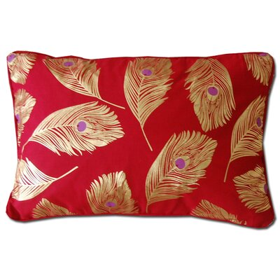 Jewel Cotton Throw Pillow by Greenland Home Fashions