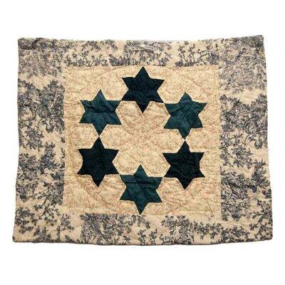 Patch Magic Mount Vernon Pillow Sham