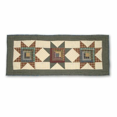 Patch Magic Cottage Star Table Runner