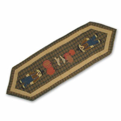 Four Seasons Table Runner by Patch Magic