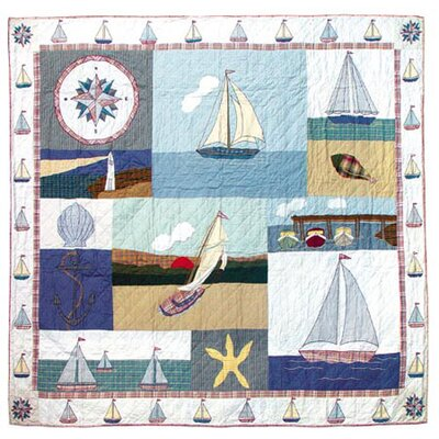 Nautical Quilt by Patch Magic