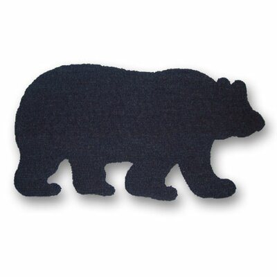Bear's Paw Area Rug by Patch Magic