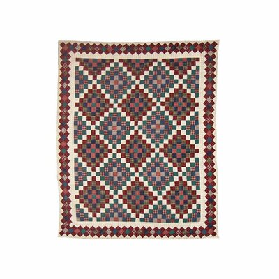 Patch Magic Mountain Ridge Throw Quilt