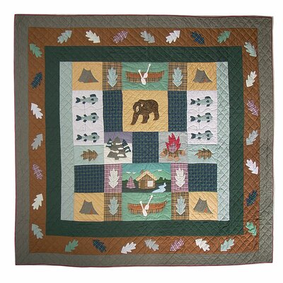 Cabin Luxury Quilt by Patch Magic
