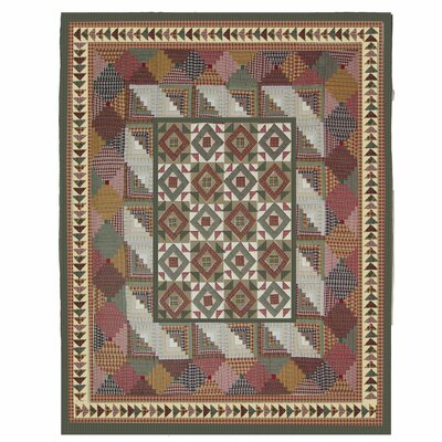 Country Roads Luxury Quilt by Patch Magic