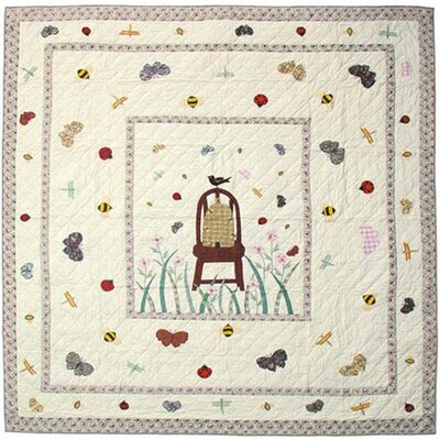 Garden Friends Quilt by Patch Magic