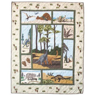 Dinosaur Quilt by Patch Magic