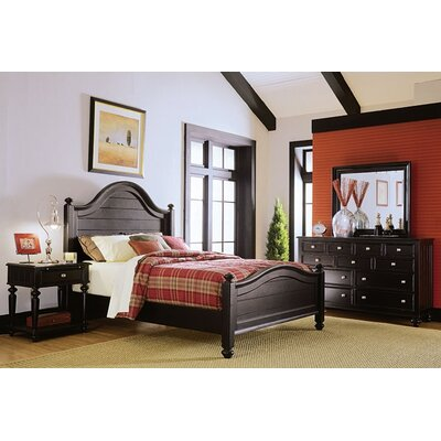 American Drew Camden Panel Bed
