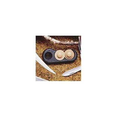 FireStone Pocket Sized Ceramic Scissor Sharpener by McGowan