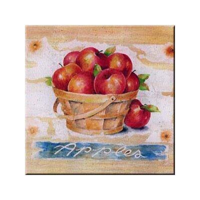 McGowan Tuftop Apple Basket Trivet