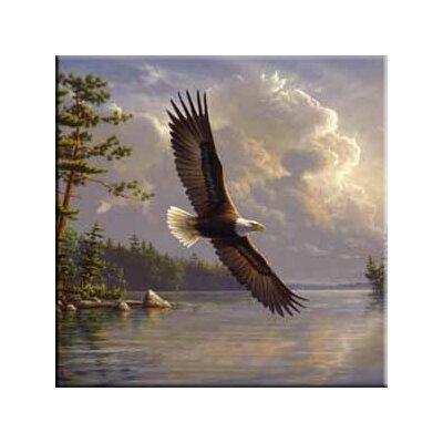 McGowan Tuftop Eagle Trivet