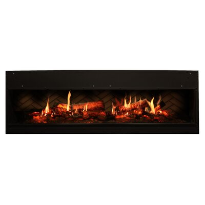 Opti-V Duet Fireplace by Dimplex