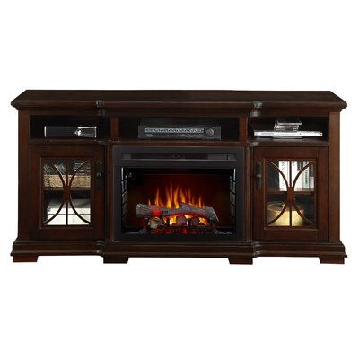 Scarlett Media Console Electric Fireplace by Dimplex
