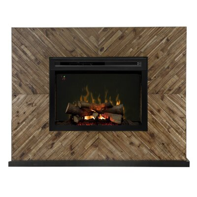 Harris Media Console Electric Fireplace by Dimplex