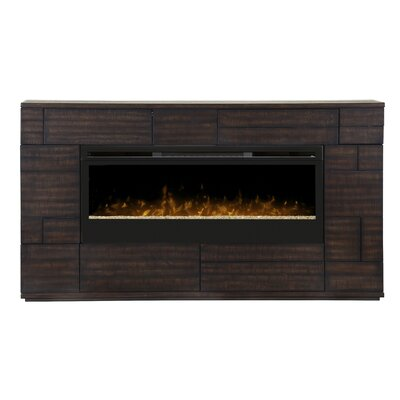 Markus Media Console Electric Fireplace by Dimplex