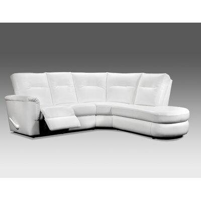 Daphne Reclining Sectional by Relaxon