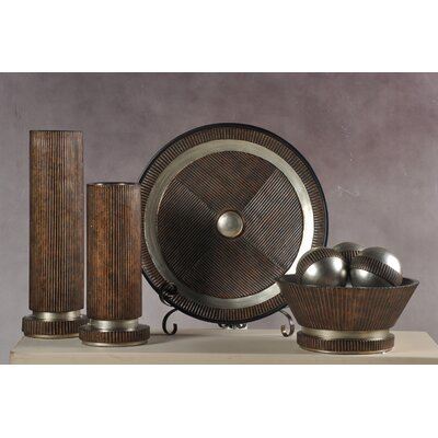 StyleCraft Home Accessory Decorative Bowl 5 Piece Set