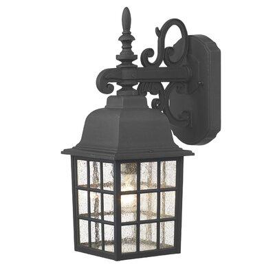 Dar Lighting Norfolk 1 Light Outdoor Wall Light