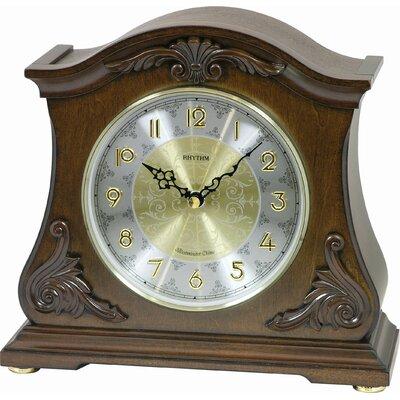 WSM Versailles Mantel Clock by Rhythm