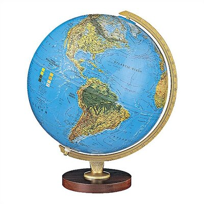 Replogle Globes Livingston World Globe