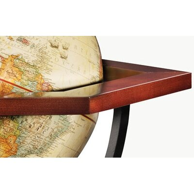 Replogle Globes Frank Lloyd Wright® Hexagon Desk Globe