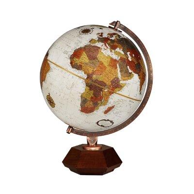 Frank Lloyd Wright Hexhedra Globe by Replogle