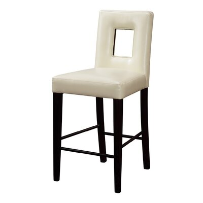 "Global Furniture USA Jordan 27"" Bar Stool with Cushion"