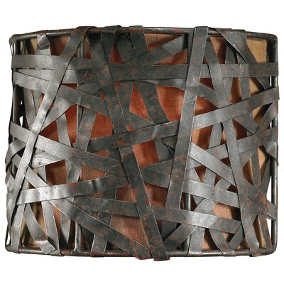 Uttermost Alita 1 Light Naturals Champagne Wall Sconce