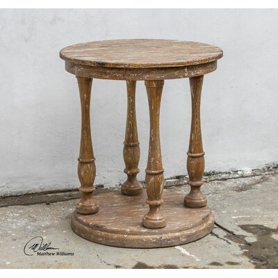 Bardeau End Table by Uttermost