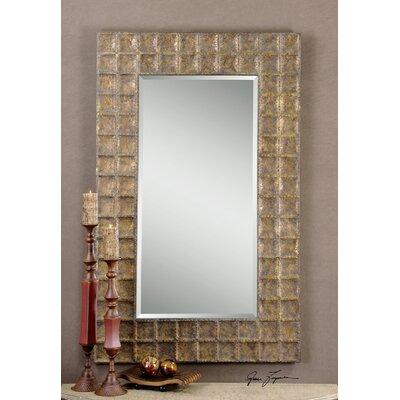 Uttermost  Gavino Hammered Frame Beveled Mirror