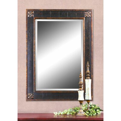 Uttermost  Bergamo Rectangular Beveled Vanity Mirror