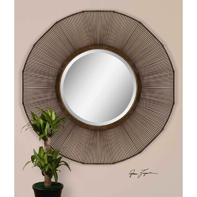 Temecula Wall Mirror by Uttermost