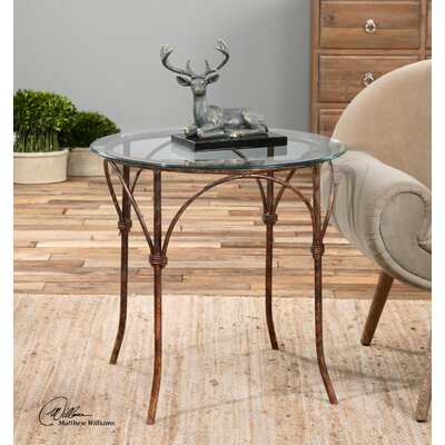 Stasia End Table by Uttermost