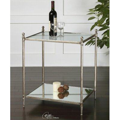 Gannon End Table by Uttermost