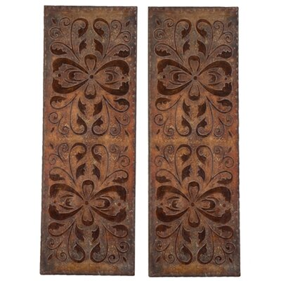Alexia Panels by Billy Moon 2 Piece Graphic Art Set by Uttermost