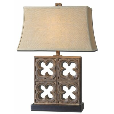 Crestview Graham 26 Quot H Table Lamp With Empire Shade